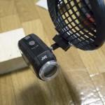 ワカサギの動画を撮影したい!釣り道具を活用した撮影機材作り