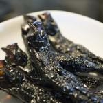 ワカサギの燻製を作ってみよう!【2】大失敗!ダッチオーブンで燻煙を行う