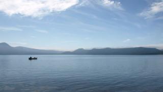 休日は支笏湖でのんびり釣りとBBQはいかがですか?